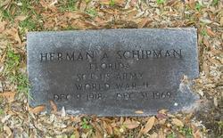 Herman A Schipman