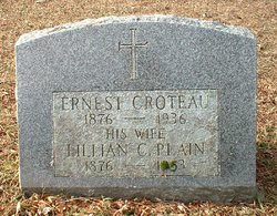 Lillian C <I>Plain</I> Croteau