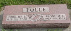 Kenneth Edward Tolle