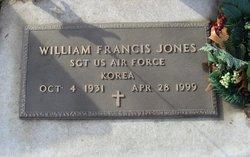 "William Francis ""Bill"" Jones"