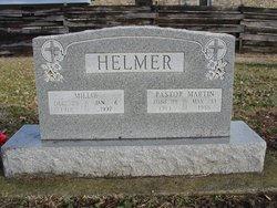 Rev Martin Helmer