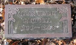 Allan Wesley Campbell