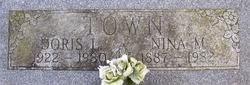 Nina M <I>Ives</I> Town