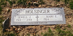 Sewell J. Holsinger