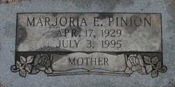 Marjorie Ethel <I>Wright</I> Pinion