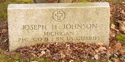 Joseph H Johnson