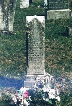 Matilda Martha <I>Liter</I> Dowell