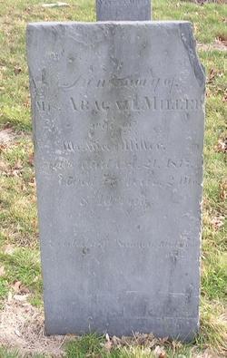 Abigail <I>Hatch</I> Miller