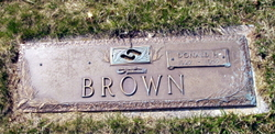Donald H. Brown