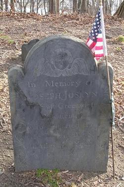 Dr Joseph Joslyn