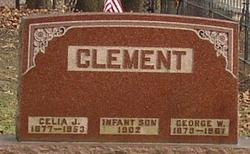 Infant Son Clement