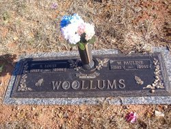 Wilcy Pauline Woollums