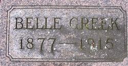 Edith Belle <I>House</I> Greek