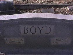 Dora <I>Gresham</I> Boyd