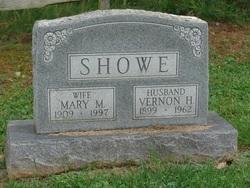 Mary Virginia <I>Moore</I> Showe