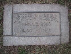 Emma Elizabeth <I>Christensen</I> Ross