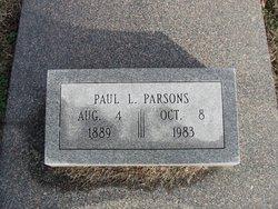 Paul L. Parsons