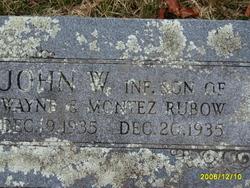 John W. Rubow