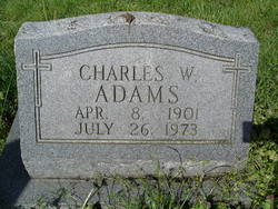 Charles W Adams