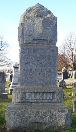 Mary Isabella <I>Hoare</I> Elkin