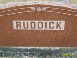 Effie Ruddick