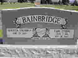 Earl Eugene Bainbridge
