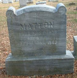 Louis P Matton