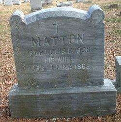Elmina Matton