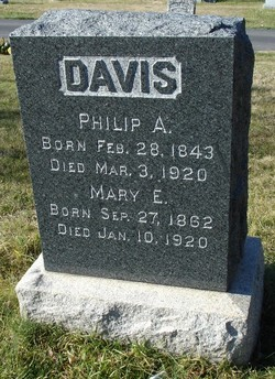 Mary E. Davis