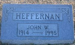 John F Hefferman