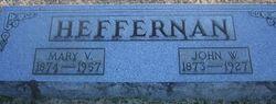 John W Hefferman