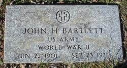 John H. Bartlett