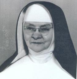 "Veronica Elizabeth ""Sister Mary Clarita"" Hemmelgarn"