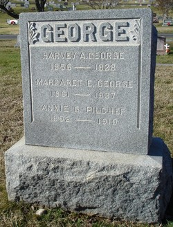 Margaret E. <I>Ward</I> George