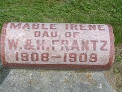 Mabel Irene Frantz