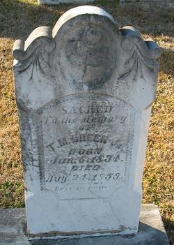 Thomas Marston Green, Jr