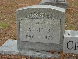 Annie B. Croft