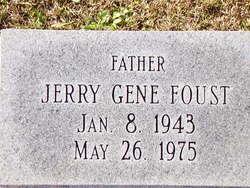 Jerry Gene Foust