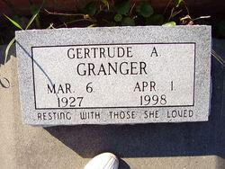 Gertrude A. Granger