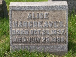 Alice <I>Brookes</I> Hargreaves