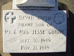 David Owen Guidry