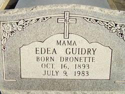 Edea Eve <I>Dronette</I> Guidry
