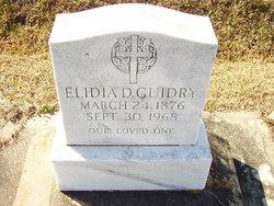 Elidia D. Guidry
