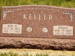 """Jessie Rosa """"Dolly"""" <I>Luder</I> Keller"""