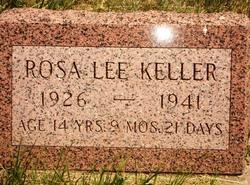 Rosa Lee Keller