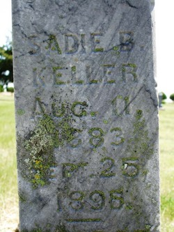"Sarah B. ""Sadie"" Keller"