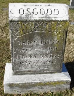 Harry Delno Osgood