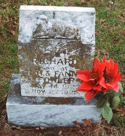 Richard Hatche Fowler, Jr