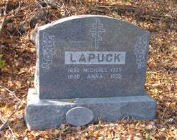Anna Lapuck