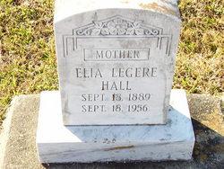 Elia <I>Legere</I> Hall